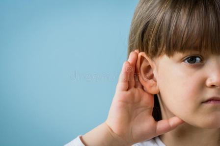 потеря слуха у детей
